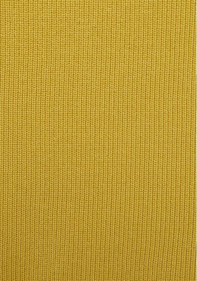 Top punto elasticizzato giallo -  Compañía Fantástica