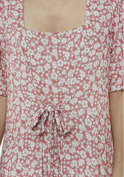Flower doodle dress -  Compañía Fantástica