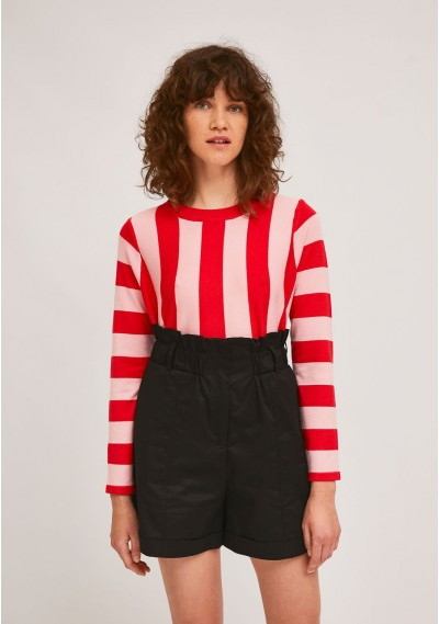 Red A-line jumper with...