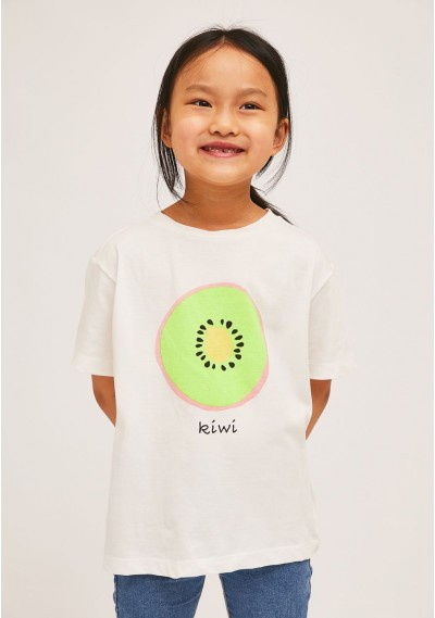 MINi | Cotton t-shirt with...