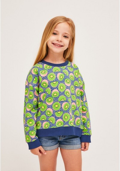 MINi | Cotton sweater with...