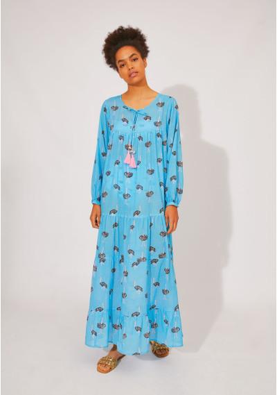 BEACHWEAR | Long dress with...