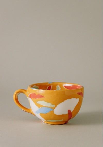 Tazza colazione in ceramica...