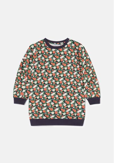 Plum print unisex cotton T-shirt -  Compañía Fantástica