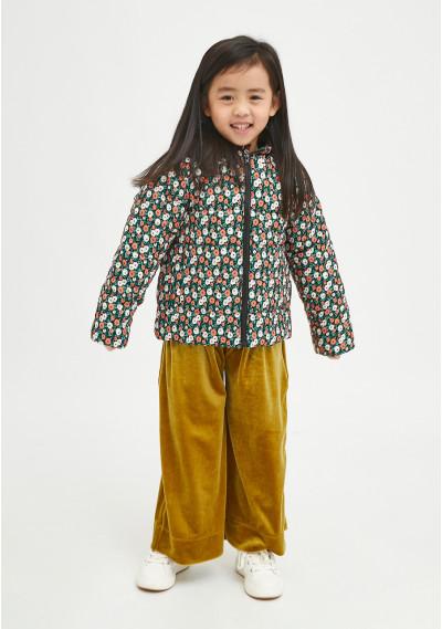 Girl's robot print mini skirt -  Compañía Fantástica