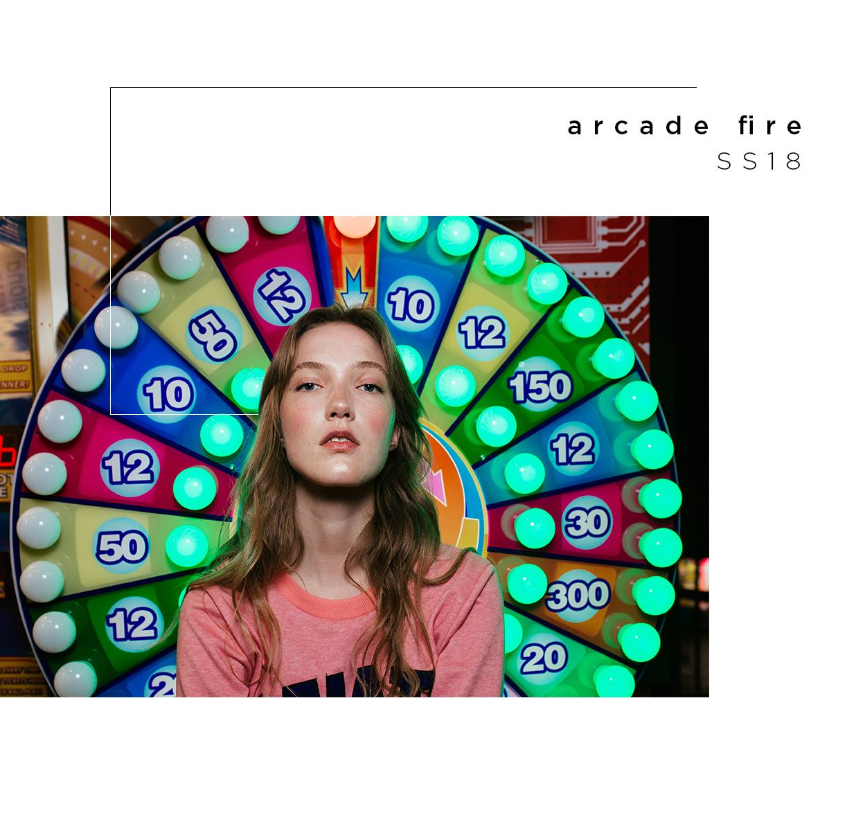 Arcade Fire - Compania Fantastica