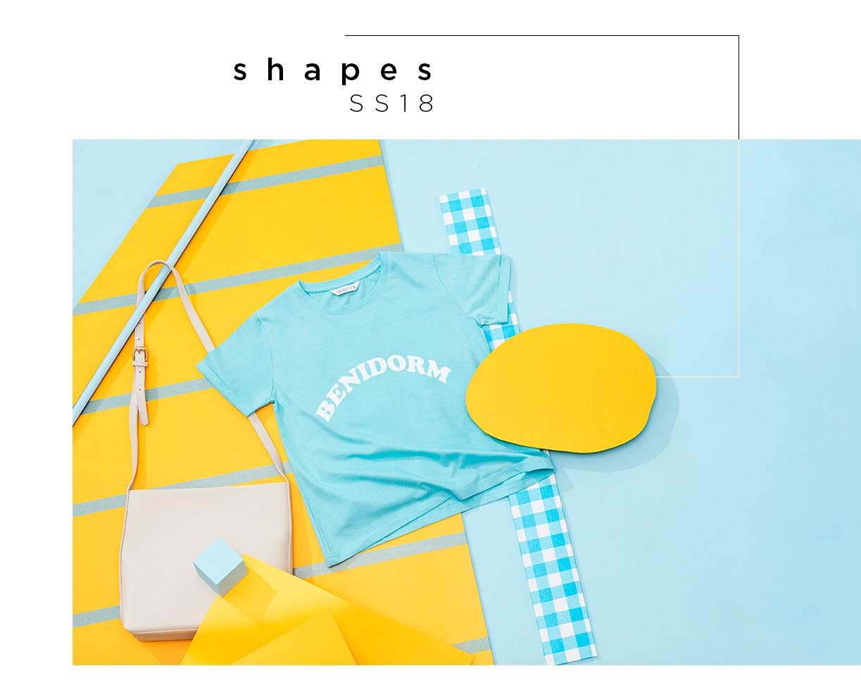 MelonBlanc Shapes - Compania Fantastica