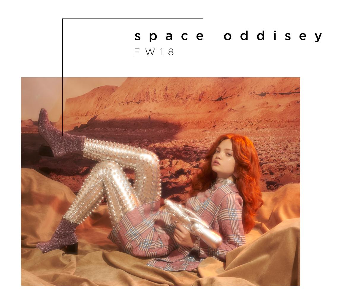 Space Oddisey - Compania Fantastica